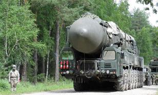 Russia defines main threats in nuclear deterrence strategy