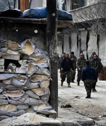 Putin will not dictate how Syria should live