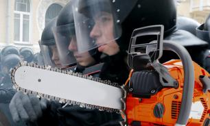 US to purchase chainsaws for Ukrainian police