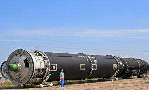 Russia to test Sarmat super ICBM in October