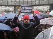 Mourning in Paris