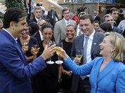 U.S. Interferes with Georgia and Russia Again