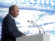Putin to retain sober mind and many years of presidency