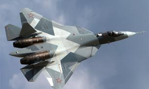 Russia's T-50 fifth-generation fighter equipped with super powerful cruise missile