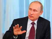 Putin: Russia does not want to go back to language of Kalashnikov rifle