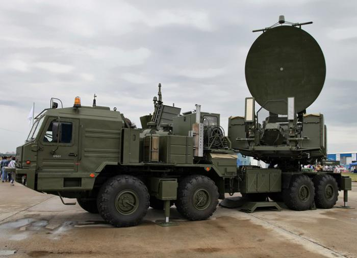 Russia to export Repellent-Patrol mobile electronic countermeasure systems