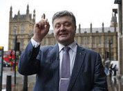 Chocolate King Poroshenko beats Orange Princess Tymoshenko