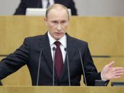 Putin: Russia to become one of world's largest economies