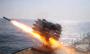 Russian vessel fires missiles over Polish ship