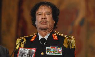 Gaddafi's predictions come true as Americans gang rape the world