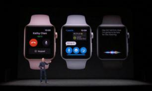 Cyborg from Russia became a star of Apple's special event