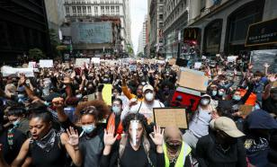 Russians see extreme degree of absurdity in current protests in USA