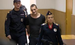 Notorious performance artist Pavlensky sentenced to fine and released