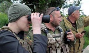 Savchenko tests Ukraine's unique secret weapon in Donbass