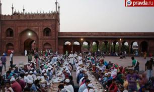 The warmth of Ramadan
