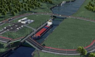 Poland's plan to dig navigable canal through Baltic Spit irritates the Kremlin