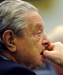 Italian Prime Minister secretly receives George Soros in Rome