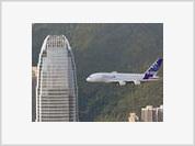 Hong Kong hosts world's largest civil aerospace expo
