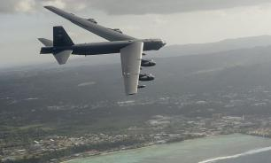 US sends two strategic bombers to Europe as Russia launches major drills