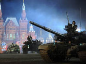 Why do Russian generals criticize Russian arms?