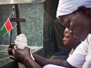 Humanitarian catastrophe in South Sudan