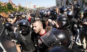 Nationalist Ukraine, gay rights and rivers of blood