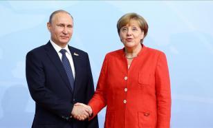 Putin and Merkel yelled at each other because of Ukraine