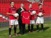 Manchester United warns rivals
