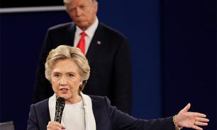 Clinton gathers money to crush Trump