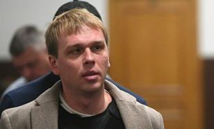 Journalist Ivan Golunov's drug planters sentenced to 12 years
