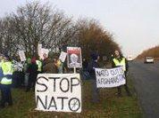 Anti-NATO summit in Portugal