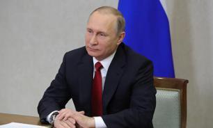 Putin is not going to Beslan