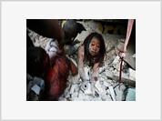 Haiti: 200,000 is the figure
