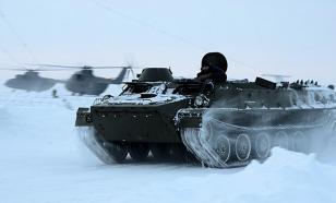 Russian Northern Fleet discovers five islands in the Arctic