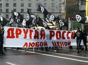 Russian oppositionists ruin their own actions
