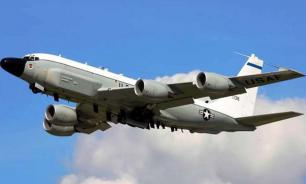 China starts chasing US spy planes in Russian style