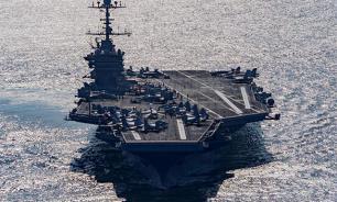 Russian submarines to hold USS Harry Truman at gunpoint