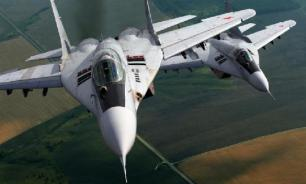 NATO embraces Russia with wings of love