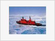 Russia builds world's biggest nuclear icebreaker
