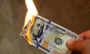 What will happen if USA freezes Russian dollar assets?