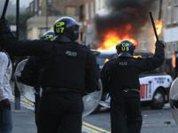 Britain burns