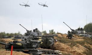 Zapad 2017: Helicopters of Russia and Belarus destroy NATO air defences