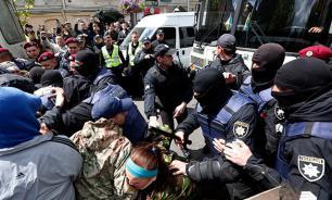 Amnesty International condemns 'fascist' arrests in Ukraine