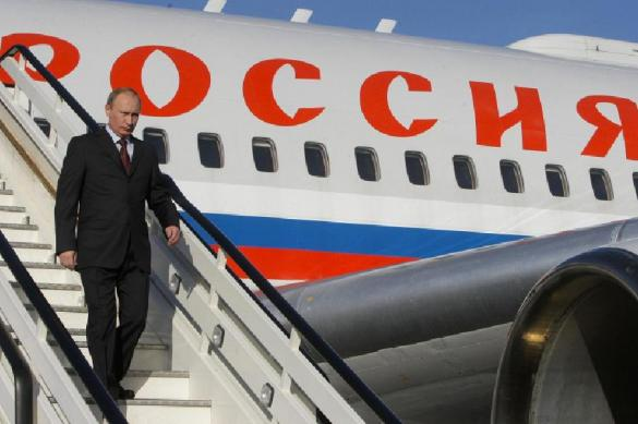 Russia's Air Force One: Ilyushin Il-96-300, the Flying Fortress
