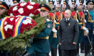 The West sees Victory Parade as sign of Russia s deep international isolation