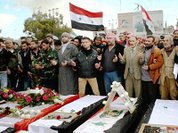 Israel, Iran and Turkey use Syria as whipping boy