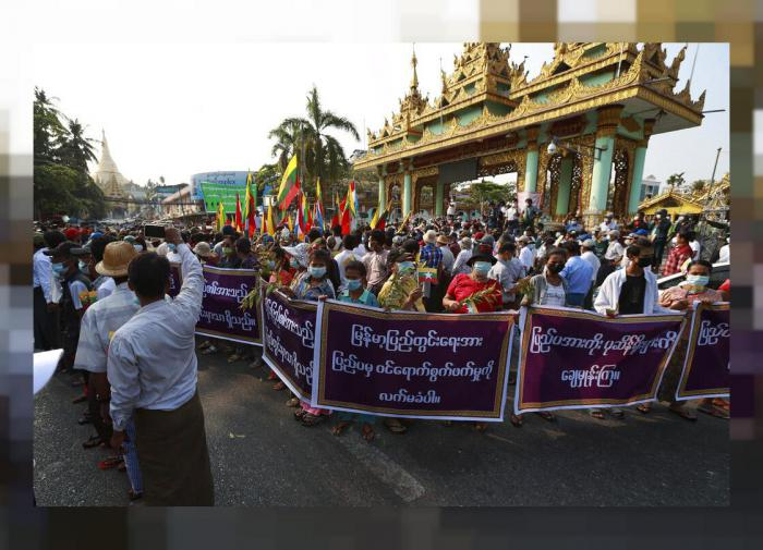 USA does not know how to qualify Myanmar military coup