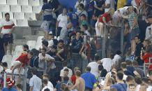 French police raid hotel where Russia fans stay