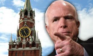 Senator John McCain: Russians deserve better than Putin