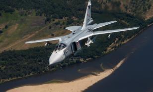 Sukhoi Su-24 bomber crashes near Perm due to technical failure